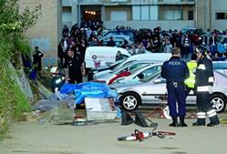 Queda de muro matou três estudantes da licenciatura em Engenharia Informática da Universidade do Minho