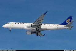 Embraer da Air Astana