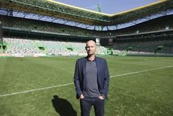 Marcel Keizer é o novo treinador do Sporting