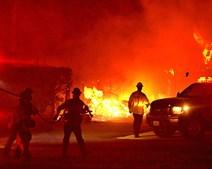 Incêndios mais mortíferos da história da Califórnia