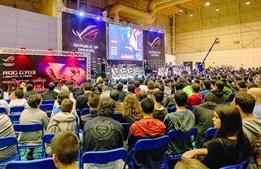 Competição do jogo League of Legends