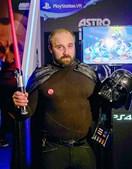 Rodrigo Lopes é fã de Star Wars