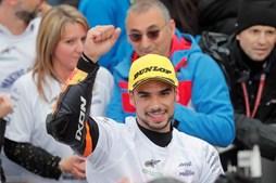 Miguel Oliveira vence a sua última prova no Mundial de Moto2