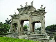 Zhuhai faz fronteira (por uma ponte) com Macau, a capital do jogo na Ásia