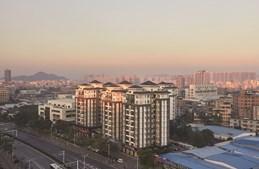 Com Macau e Hong Kong no horizonte, a 'riviera chinesa' é um dos principais destinos turísticos do país