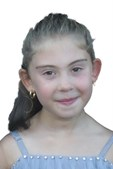Beatriz Vieira, 9 anos
