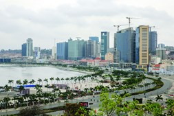 Angola, Luanda