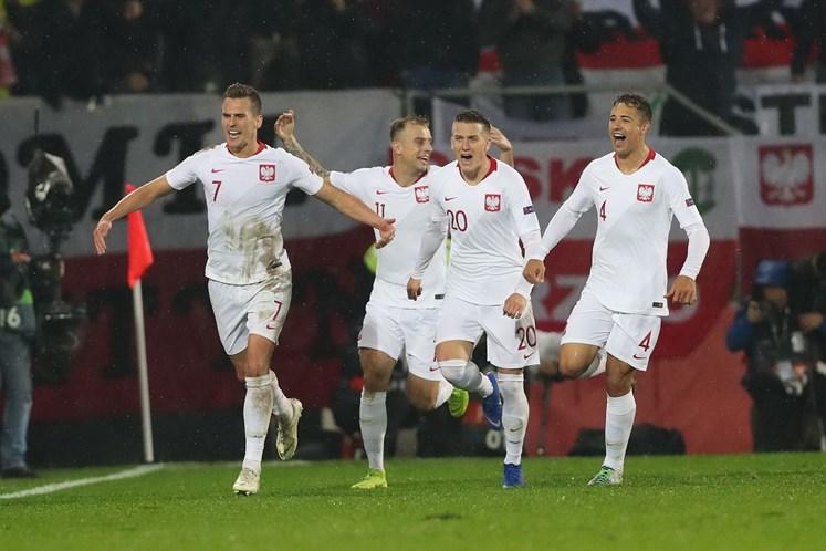 Portugal empata contra a Polónia e avança para a final four da Liga das  Nações 2b67b70977511