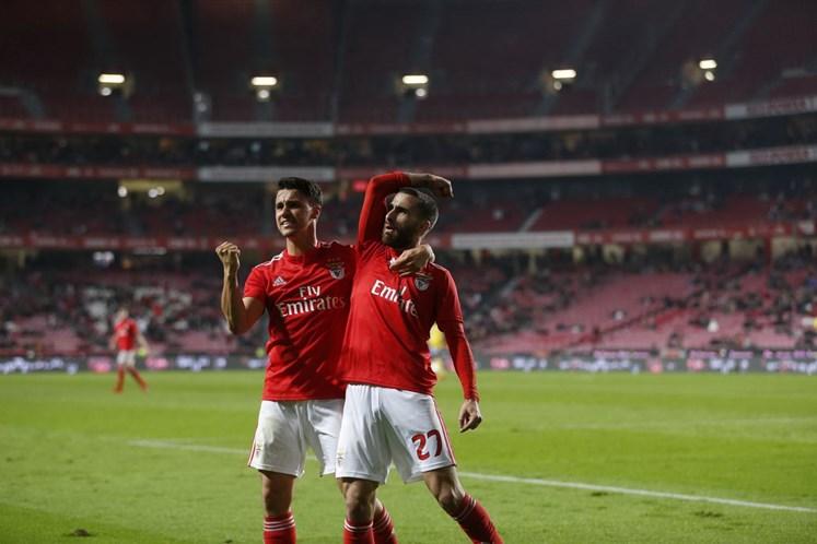 Rafa dá vitória ao Benfica após 93 minutos de sofrimento contra o Arouca f9be70ba6d427