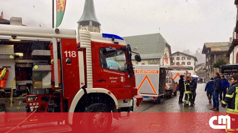 309e9d4a7c Explosion in a Swiss hotel where dozens of Portuguese works make several  injured – Portugal