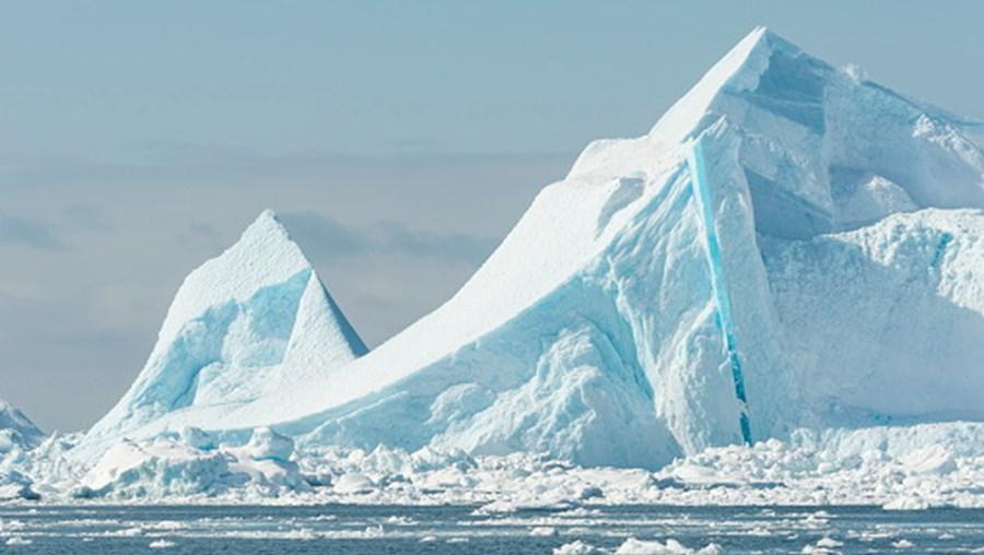 Degelo dos glaciares