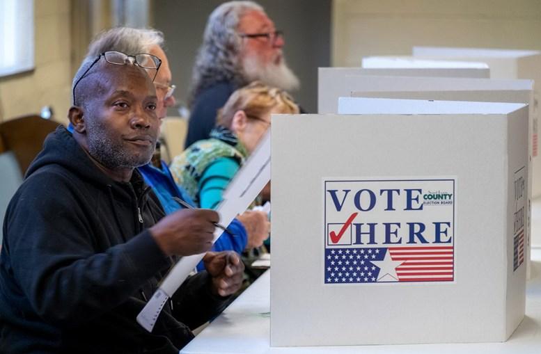 Eleições intercalares dos EUA