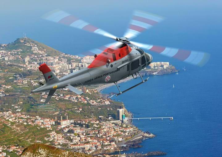 A aeronave pode ser usada em ambiente noturno, missões de busca e salvamento e apoio ao combate aos incêndios rurais, entre outras hipóteses.