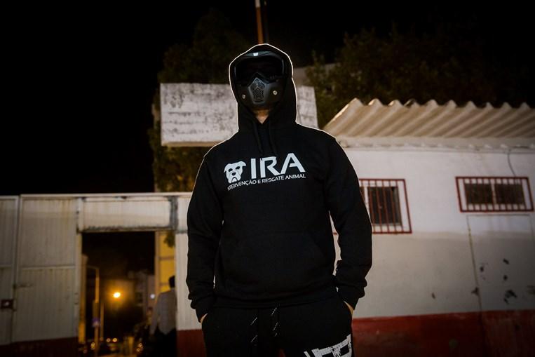 Elemento do IRA - Intervenção e Resgate Animal
