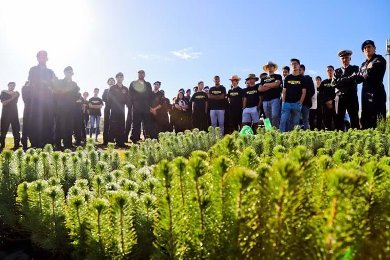 1300 árvores autóctones plantadas junto ao Arade em Portimão