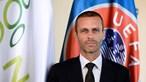 Presidente da UEFA diz que Superliga é 'contra tudo o que o futebol deve ser'