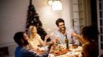 Natal à mesa: refeições para picar entre amigos