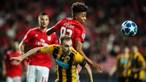 Benfica vai ser cabeça de série no sorteio dos 16 avos de final da Liga Europa