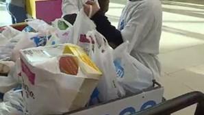 Banco Alimentar angaria 1,4 milhões de euros em donativos para famílias afetadas pela pandemia