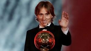 Modric defende que Bola de Ouro de 2021 deve ser entregue a Benzema