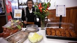 Pernil, cozido e rabanadas fazem delícias dos clientes no Antunes