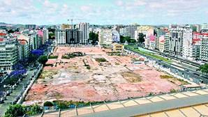 Encontrados vestígios romanos em escavação arqueológica na antiga Feira Popular em Lisboa