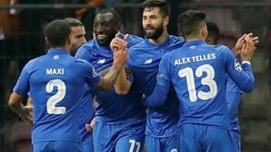 FC Porto vence Galatasaray e iguala marca histórica na Liga dos Campeões