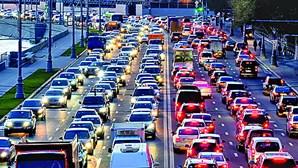Novas matrículas automóveis deixam de ter referência ao ano e mês da viatura