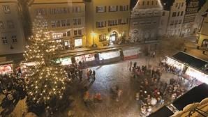 Natal à volta do Mundo