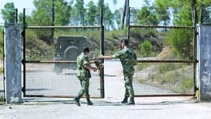 Detido mais um suspeito no caso do roubo das armas de Tancos