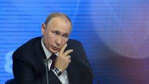 Putin ameaça apontar mísseis russos à Europa e EUA
