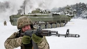 Secretário de Estado dos EUA reafirma apoio de Washington à Ucrânia no conflito com a Rússia