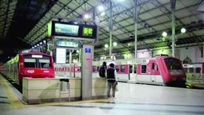 Mais de 420 comboios suprimidos no Natal