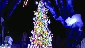 Natal mais luminoso bate recorde do Guinness