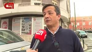 Fogo obriga a evacuação de prédio em Alcântara na consoada