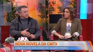 Atores da nova novela da CMTV