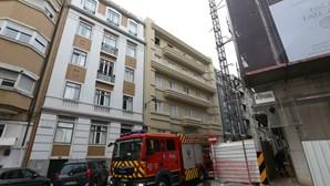 Incêndio em habitação em Lisboa mata idosa de 86 anos