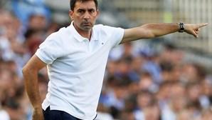 Asier Garitano deixa comando técnico da Real Sociedad