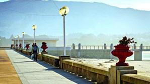 Praia e lagoas do Pincho são dois pontos de atracão de Vila Praia de Âncora