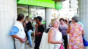 Taxa de desemprego situa-se nos 7,1% no primeiro trimestre
