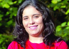Cátia Gonçalves combate a esclerose múltipla praticando desporto