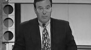 José Pinto, o jornalista que apresentou o 'Rotações' na RTP