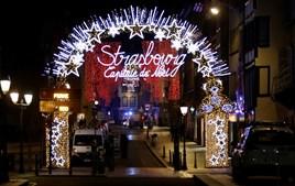 Tiroteio em mercado de Natal no centro de Estrasburgo