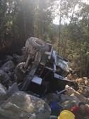 Homem morre em deslizamento de terras em pedreira em Cinfães