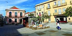 Centro da freguesia é o local ideal para passar um excelente fim de tarde