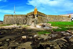 Forte da Lagarteira foi classificado como imóvel de interesse público