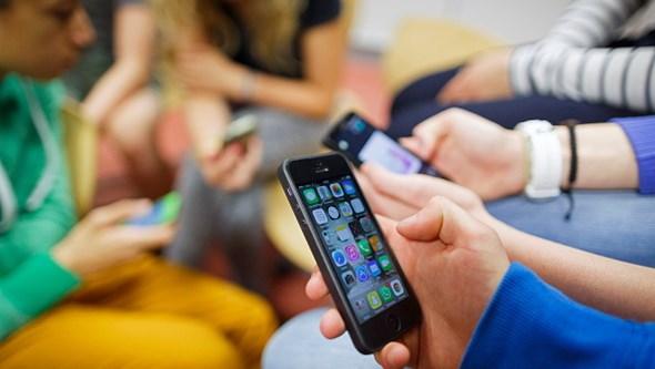 """""""Os telemóveis são como as slot machines do casino"""""""