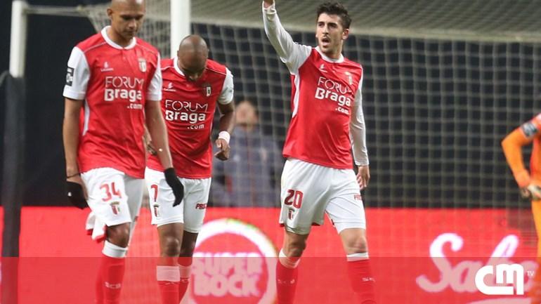 50ef51af2f Braga bate Moreirense e encosta-se ao FC Porto na liderança ...