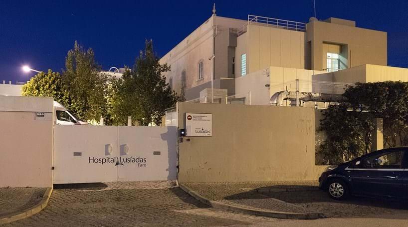 2deb047d736 Fiscalização encerra Hospital Lusíadas Faro - Cidades - Correio da Manhã