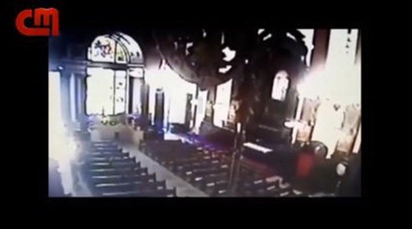 0526786baa Sobe para seis o número de mortos em ataque a catedral no Brasil - Mundo -  Correio da Manhã